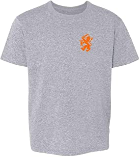 Dutch Soccer Retro National Team Holland Youth Kids T-Shirt