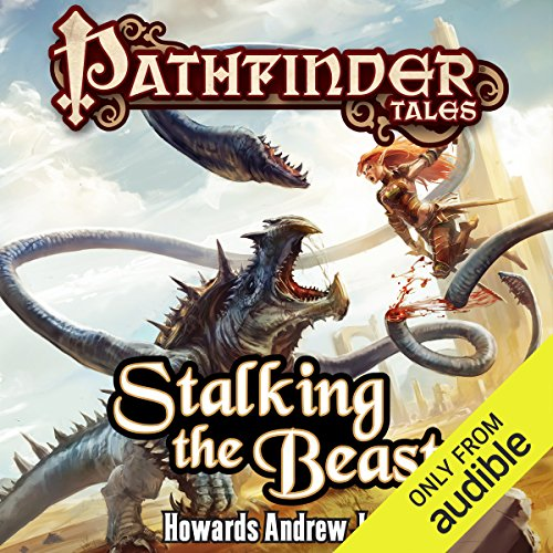 Stalking the Beast audiobook cover art