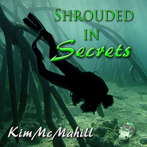 Shrouded in Secrets audiobook cover art