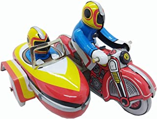Best vintage tin toy motorcycle Reviews