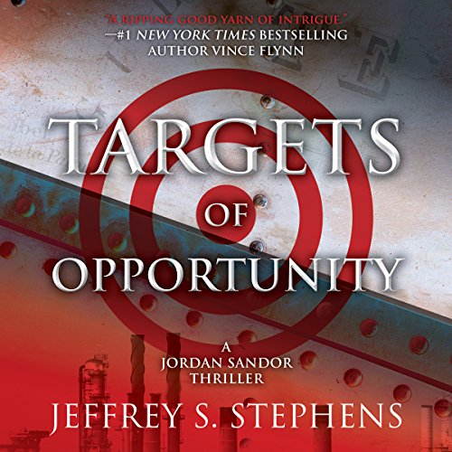 Targets of Opportunity audiobook cover art