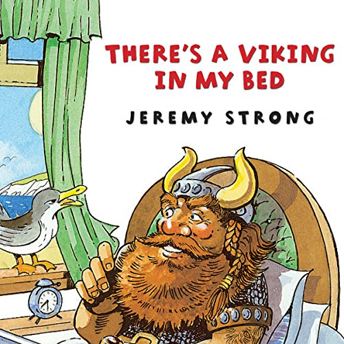 There's a Viking in My Bed audiobook cover art