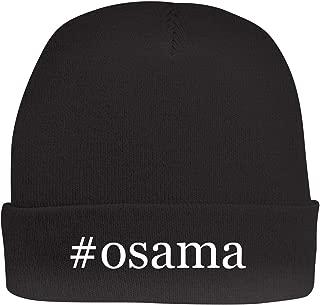 Shirt Me Up #Osama - A Nice Hashtag Beanie Cap