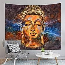 75CMX85CM 3D digitaal geprint huis wandtapijt decoratie mandala yoga mat muur opknoping deken