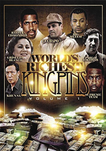 World's Richest Kingpins Vol. 1