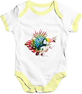 TWISTED ENVY Babygrow Baby Romper Daddys Mini Firefighter