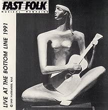 Fast Folk Musical Magazine 10 Live at 5 / Various