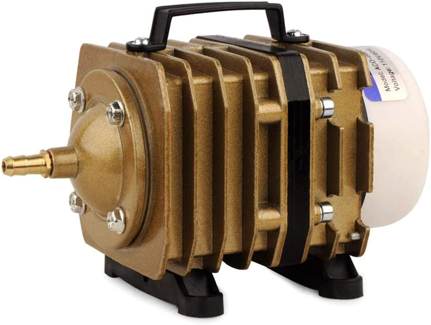 ShiLei Max New mail order 43% OFF Aquarium Air Pump-Portable A Oxygen Pump electromagnetic