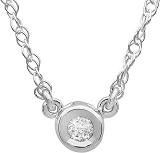 diamond solitaire necklace tiffany
