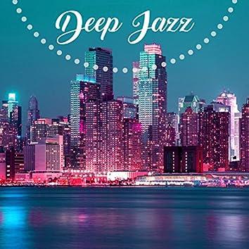 Deep Jazz – Piano Jazz Collection, Jazz Club Music, Jazz Lounge, Deep Bounce