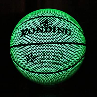 E-SHOW TREE Size 7 Glowing Reflective Basketbal...