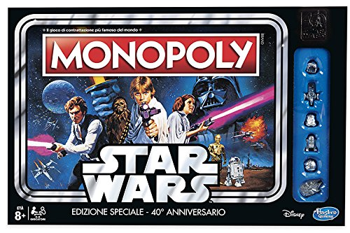 Monopoly - Star Wars 40th Anniversary