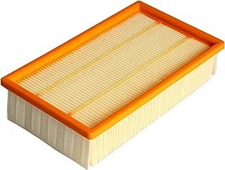 2x Plat Plis-filtre Pour Karcher NT 35//1 Tact NT 35//1 Tact Te NT 35//1 Tact Te H