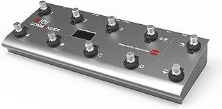Meloaudio TS MIDI COMMANDER エレキギタースイッチャー MIDIコントローラー ソフトウェアエフェクター 電池・USB給電可 リチャージブルバッテリーモード搭載 Kemper Bias FX HamUp KMPA AX...