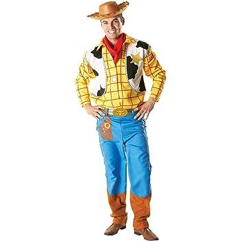 Rubiess – Disfraz Oficial de Woody de Toy Story, Disfraz para ...