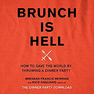 Brunch Is Hell cover art