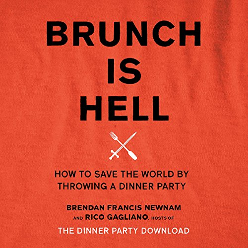 Brunch Is Hell audiobook cover art