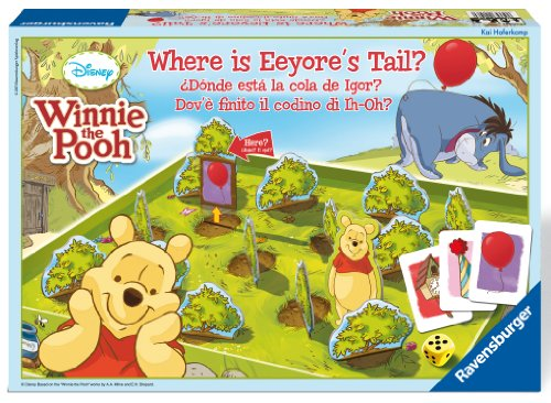 Ravensburger Winnie The Pooh Where s Eeyore s Tail Game