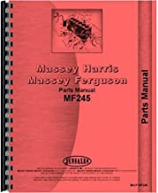 New Massey Ferguson MF 245 Tractor Parts Manual