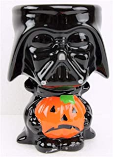 Galerie Star Wars Darth Vader Ceramic Halloween Candy Dish Mug Goblet