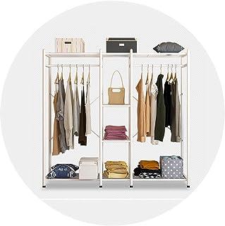 sans marque JIE- Porte-vêtements Simple De Style Nordique, Articles Ménagers, Vêtements Robustes, Porte-vêtements, Vêtemen...