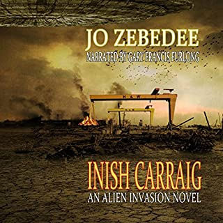 Inish Carraig audiobook cover art