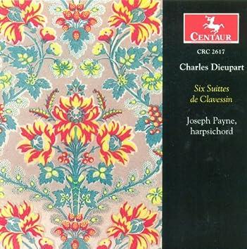Dieupart, C.: Harpsichord Suites Nos. 1-6
