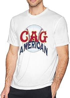 Absolute Cult Chicago American Giants Negro League Men`s Dangerous Fit T-Shirt