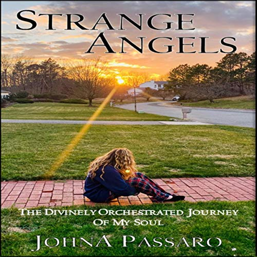 Strange Angels: The Divinely Orchestrated Journey of My Soul Audiobook By JohnA Passaro cover art