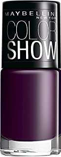 Maybelline Color Show Nail Enamel, Crazy Berry_6ml