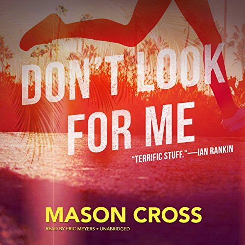 Don't Look for Me audiobook cover art