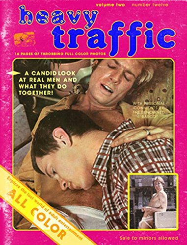 Heavy Traffic Vintage Porn Covers: 2 (Bruno Gmunder Verlag)