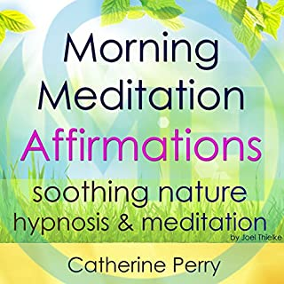 Morning Meditation Powerful Affirmations cover art