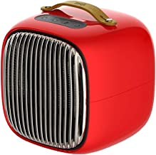 Mini Calentador de la casa pequeña Estufa Caliente Oficina de Ahorro de energía de Silencio (Color : D)