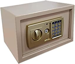 HDZWW Wall Safes Security Safe Box, Electronic Digital Securit Safe Steel Construction,for Passport,Jewelry and Cash, Suit...