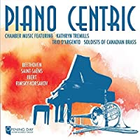 Piano Centric by Kathryn Tremills