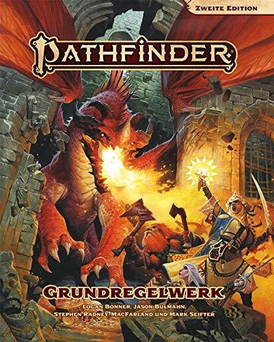 Pathfinder 2 - Grundregelwerk 3. überarbeitete Auflage (Pathfinder: Fantasy-Rollenspiel)