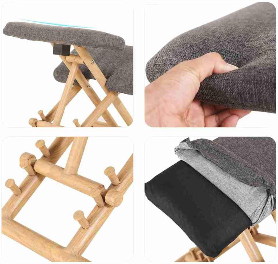 Meet World Chaise Ergonomique Assis Genoux, Chaises De Bureau Ergonomiques Chaise D'ordinateur Corrective Posture Posture Réglable Anti-Myopia Chair,3 4