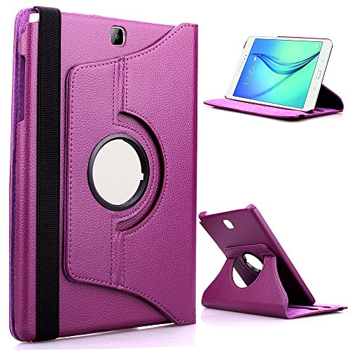 SOTEFE Funda Samsung Galaxy Tab T560/T550/T590/T820/T830/T840-360 Rotación Diseño Funda Protectora