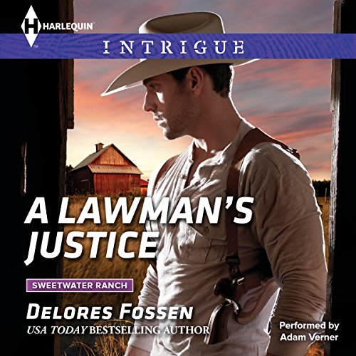 A Lawman's Justice audiobook cover art