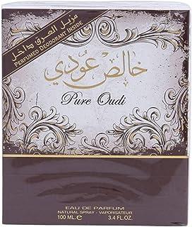 khalis oudi - Eau De Perfume 100 ml - with free deodorant 50 ml