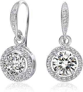 Mestige MSER3135 Women's Crystals Drop and Dangle Earrings