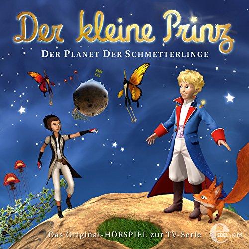 Der Planet der Schmetterlinge (Der kleine Prinz 27) Titelbild