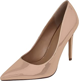 Catwalk Women's Metallic Stiletto Pumps