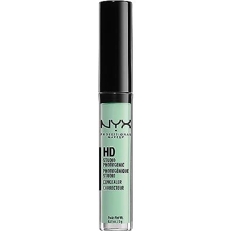 NYX PROFESSIONAL MAKEUP HD Studio Photogenic Concealer Wand, Medium Coverage - Green