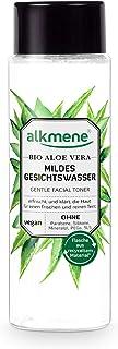 alkmene Gesichtswasser mit Bio Aloe Vera - milde Gesichtsreinigung für alle Haut Typen - vegane Gesichtspflege ohne Silikone, Parabene, Mineralöl, PEGs, SLS & SLES 1x 200 ml