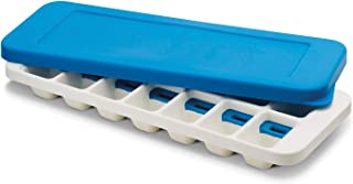 QuickSnap Plus Easy-Release Ice Cube Tray with Stackable Lid