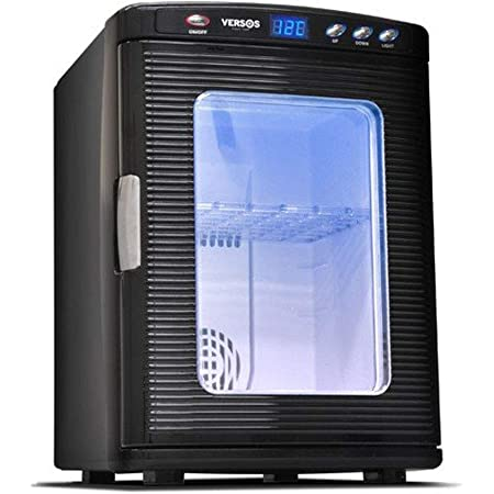 VERSOS 25L冷温庫 ブラック VS-404
