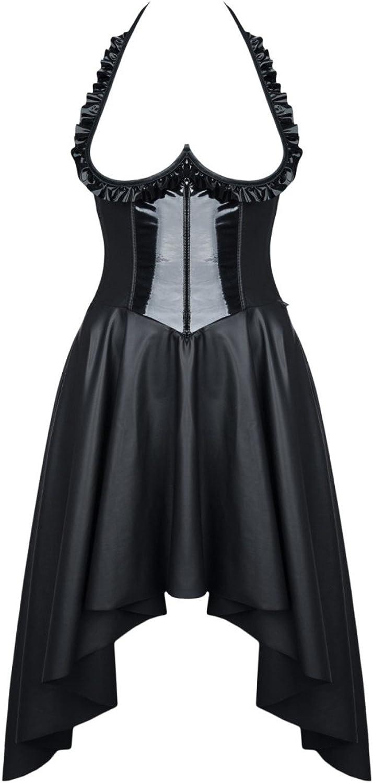 Demoniq Ladies Eredic Dress in Wetlook