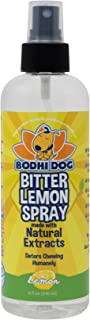 Bodhi Dog Bitter Lemon Spray Or Hot Spot Spray | Stop Biting and Chewing for Puppies Older Dogs and Cats | Anti Chew Spray...